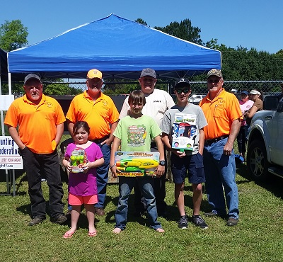 15th Annual Dogwood Classic Fishing Rodeo - Berrien/Lanier Chapter GHFF