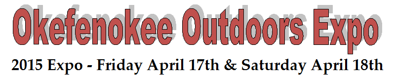 Okefenokee Outdoor Expo 2015