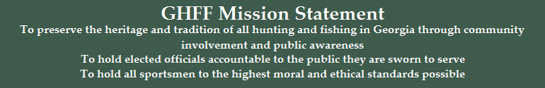 GHFF - Mission Statement