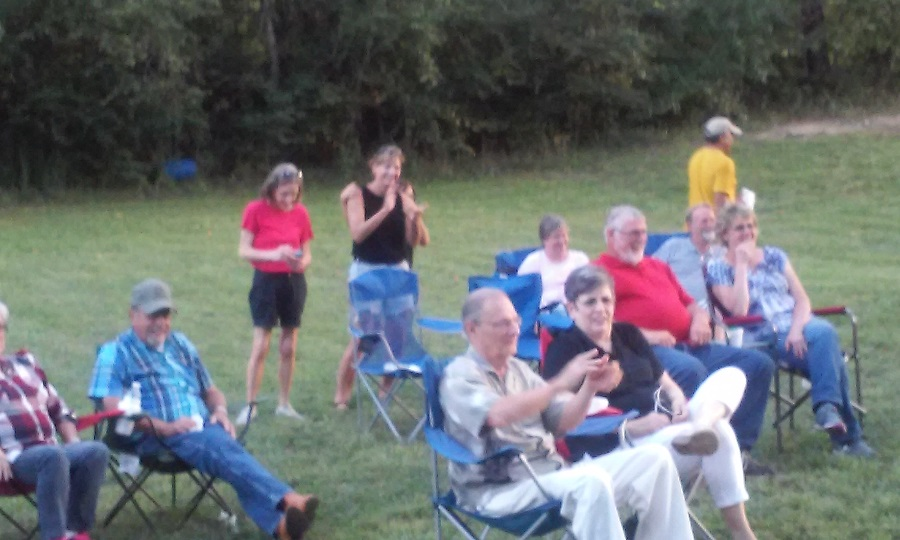 Habersham/White County Chapter - Watermelon Cutting
